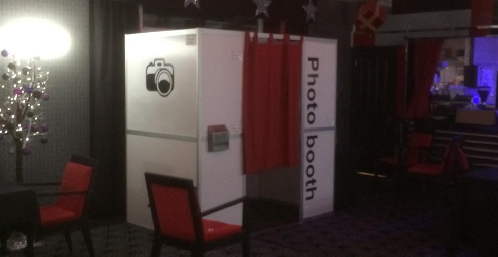 Enclosure Photo booth